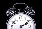 Clock — Fotografia Stock