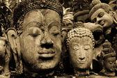 Buddah imagens — Fotografia Stock