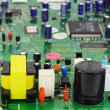 The modern circuit board — Stock Photo