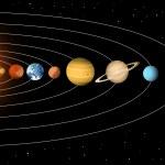 Solar System — Stock Vector #2646817