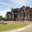 Stock Photo: Angkor Wat - Library (Cambodia)