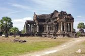 Angkor Wat - Library (Cambodia) — Stock Photo