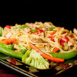 Asian Dish - Stock Photo