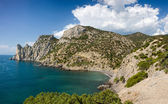 Crimea coast — Stock Photo