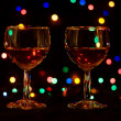Wine glasses — Stock Photo #2653881