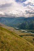 Mountains landscape — Foto de Stock