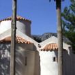 Stock Photo: Church on Crete, PanagiKera