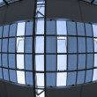 Ceiling of modern Building — Stock Photo #2600440