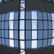 Ceiling of modern Building — Foto Stock #2600440