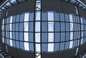 Ceiling of a modern Building — Foto Stock