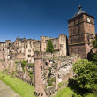 Heidelberg, red Castle — Stock Photo #2654588