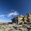 Ischigualasto Valley in SJuan, Ar — Stock Photo #2654734