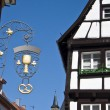 Stock Photo: OLD GERMAN TOWN