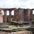 Stockfoto: Kaiser Thermes in Trier, Germany
