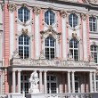 Baroque Palais in Trier, Germany - Stock Photo