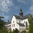 The monastery of Eberbach, Eltville, Rhein — Stockfoto
