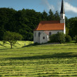 Lonely Church in Bavary — Stock Photo #2655325