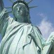 Liberty statue in New York — Foto Stock #2655327