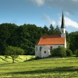 Small Chapel in Bavary, Germany — Stock Photo #2655349