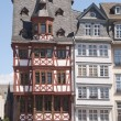 Traditional house in Strassbourg, France — Stockfoto