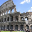 Stock Photo: Rom: colloseum
