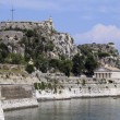 Stock Photo: Old venetian fortress in Kerkira,