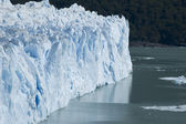 The Glacier Perito Moreno in Patagonia, — Stock Photo