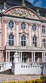Palácio barroco em trier, alemanha — Foto Stock