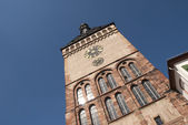 The Clock Tower of Speyer — Stock Photo