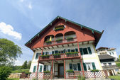 Black Forest House — Stock Photo