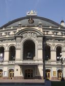 Kiev Opera House in Ukraine — Stock Photo