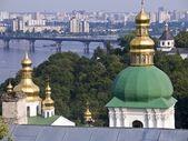 A cidade de kiev, ucraine, europa de leste — Foto Stock