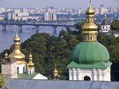 The city of Kiev, Ucraine, East Europe — Stock fotografie