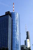 Business byggnader — Stockfoto