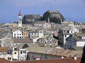Kerkira in Corfu, Greece — Stock Photo