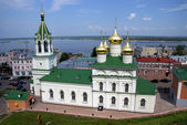 Church Ioana of the Forerunner at the au — Stock Photo