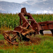 Stock Photo: Plough