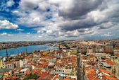 Golden Horn, Istanbul, Turkey — Stock Photo