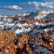 Panorama Bryce canyon national park — Stock Photo