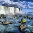 Iguacu falls — Stock Photo #2651837