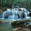Thailand waterfall - Stock Photo