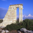 Stock Photo: The Temple of Apollo
