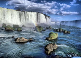 Iguacu falls — Stock Photo