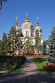 Church in Almaty — Stock Photo