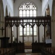 Mediaeval Church Nave — Stock Photo #2684929