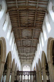Interior of a Mediaeval Church — Stock Photo