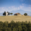 Royalty-Free Stock Photo: Typical tuscan landscape
