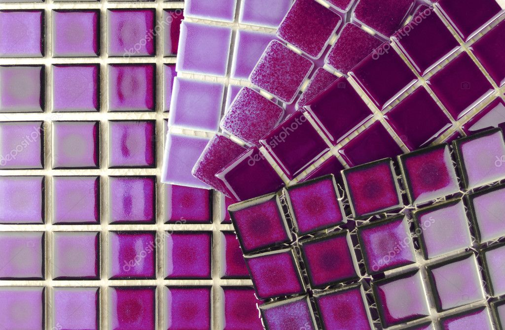 keramische fliesen und platten in aubergine farbe stockfoto severija 2615713. Black Bedroom Furniture Sets. Home Design Ideas
