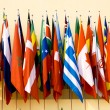 International Flags - Stock Photo