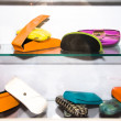 Stock Photo: Eyeglass case